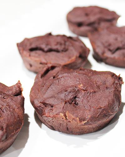 freshly baked brownies