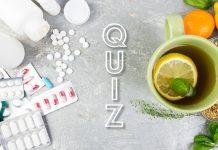 Quiz. Medicine and natural remedies