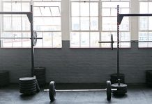 Set of squat racks