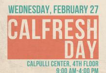 CalFresh Flyer