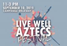 Live Well Aztecs Festival
