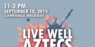 Live Well Aztecs Festival