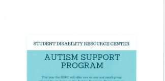 SDRC Autism Support Group