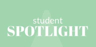 Student spotlight: Lucia