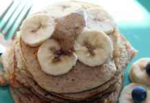 UCookbook: Protein-packed pancakes