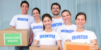 5 surprising benefits of volunteering