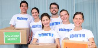 5 surprising benefits of volunteering