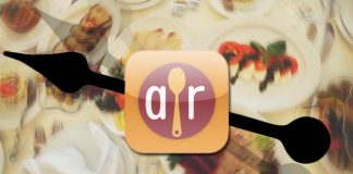Allrecipes Dinner Spinner app