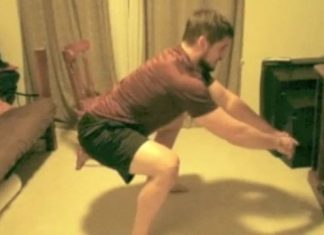 4-minute fitness: Tabata method