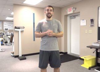 30-day fitness challenge – Squat