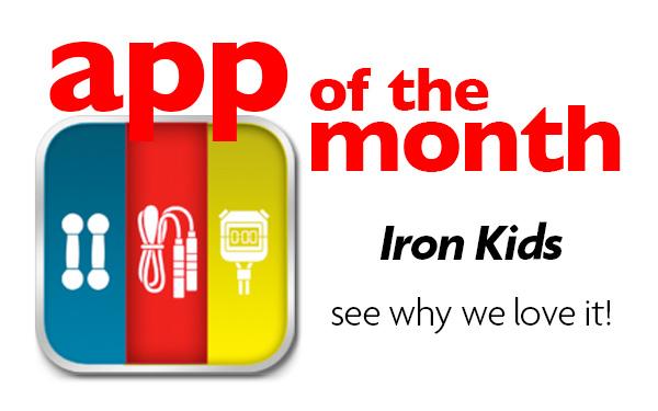 Iron Kids App