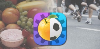 Eat-and-move-o-matic app