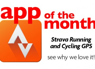 Stavia Running and Cycling GPS