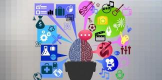 A busy creative mind