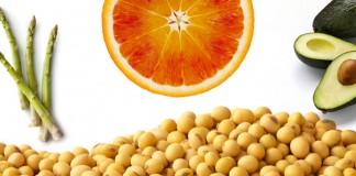 Various healthy foods
