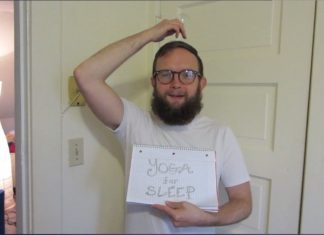 Featured video: Can't sleep? Time your yoga strategically