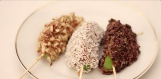 Healthy Candied Apples